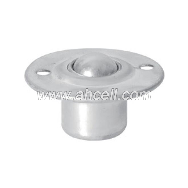 CY-19TB 25kg capacity Flange Spring Shock Load Ball Transfer Unit
