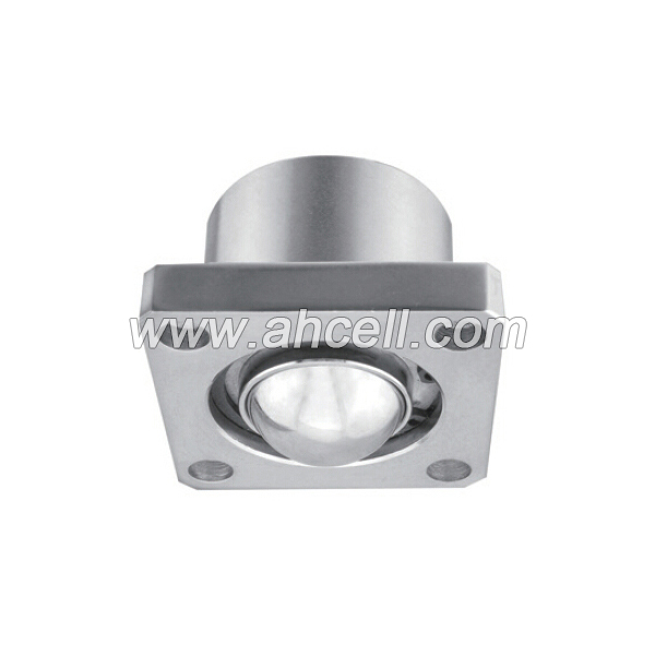 UK-38 250kg capacity Goods Transport Machine Solid Steel Ball Caster